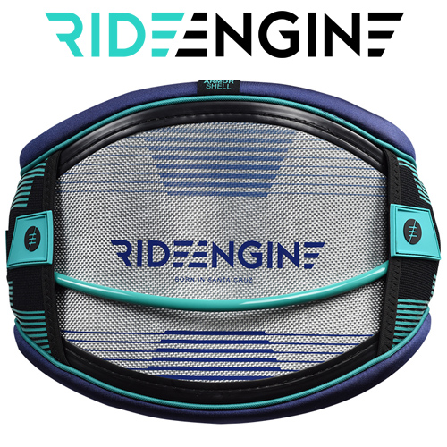Кайт Трапеция RideEngine 2018 Silver Carbon Elite Harness